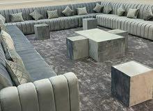 making new sofa,