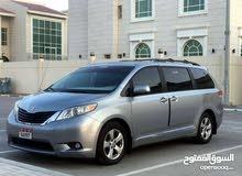 سيارة تويوتا سيينا بدون اي حوادث والحمدلله بسعر 37000 كاش فقط قابل للتفاوض