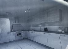 (تفصيل مطبخ) قسيمة شرائية بقيمة 2000 دينار لتفصيل مطبخ