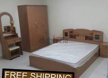 غرفة نوم جديدة للبيع بتكلفة منخفضة bedroom set for sale brand new for sale new