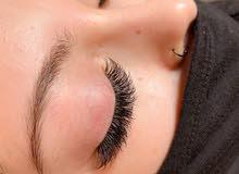 Eyelash extension nail design, Eyebrow threading