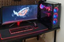 Full Set Gaming PC w/ Asus ROG Strix RT2080 Ti 11GB Graphics