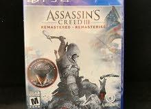 مطلوب سيدي Assassin's creed 3 بسعر معقول