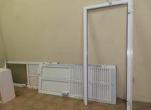 Aluminum doors ابواب المنيوم