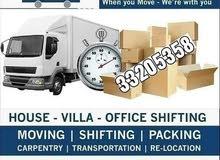 professional moving & packing best service house villa office shop stor