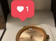 ساعة ماركت Anne klein للبيع