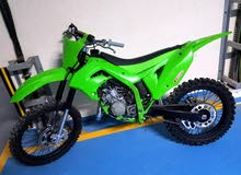 KAWASAKI KX125 COMPLETELY RESTORED  FOR SALE FOR MORE DETAILS WATTSUP ME ON +