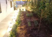 طابق ارضي من فيلا 290م +حديقة 250م