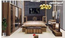 غرفة نوم العمر موديل 2020  كفالة 3 سنوات وهديه بفه