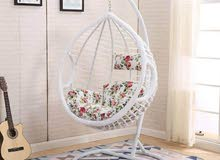 selling brand new swing with pillow;;;