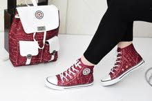 سيت حذاء مع جنطة