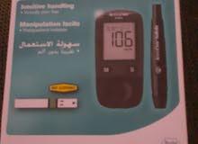 جهاز قياس السكر