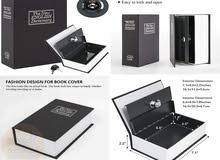 الخزنة السحرية Book Safe على شكل كتاب قاموس انجليزى