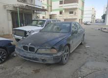 BMW 525 in Benghazi