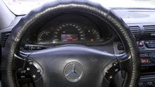 Available for sale! +200,000 km mileage Mercedes Benz C 200 2002