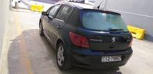 Black Peugeot 307 2003 for sale