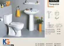 أ طقم حمامات  من شركة الخليج الوكيل الحصري لعدة شركات عالمية
