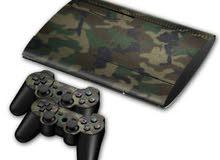 PS3 مستعمل بحالة ممتازة للبيع