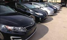 سيارات حديثة هايبرد وبنزين للايجار يومي واسبوعي وشهري وسنوي