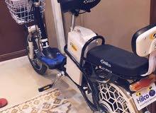 دراجه كهربائية استخدم ايم5