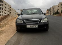 For sale 2003 Black C 200