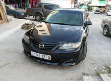 Mazda 6 2005 For sale - Black color