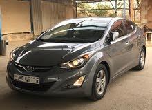 Hyundai Avante 2016 For sale - Grey color