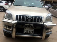 Available for sale! +200,000 km mileage Toyota Prado 2009