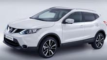 Nissan Qashqai - Automatic for rent