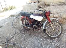 دراجتين للبيع او للبدل نوع سوزوكي حراق
