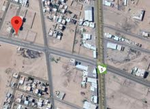 ارض تجارية 459م للإيجار في محافظة صامطه