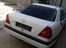 Mercedes Benz C 180 car for sale 2000 in Al-Khums city
