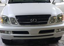 Lexus LX 2005 - New
