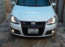 Volkswagen GTI 2006 For sale - White color