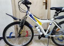 دراجه هوائية بحاله الوكاله وبسعر مغري