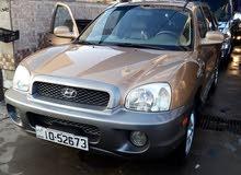 للبيع هونداي سنتافيه 4X4 اوتماتيك 2001