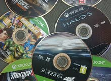 Xbox one مستعمل استعمال شخصي بسيط.