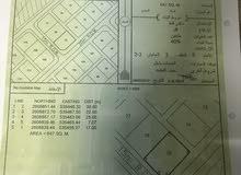 ارض للبيع ف حي الباطن ولاية الرستاق (الحوقين)