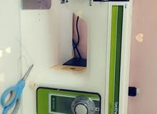 مكينة خياطه أبراذر الأصلي الباب الاول نظيفه 90 % شغاله بسعر150