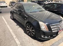 Cadillac CTS for sale in Abu Dhabi