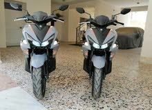 Yamaha motorbike made in 2019 for sale
