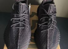 Triple Black Yeezy 350 v2 Non-Reflective
