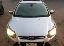 Ford Focus 2014 For sale - Silver color