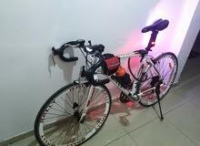 دراجات علي الطريق