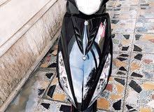 Used Yamaha motorbike in Baghdad