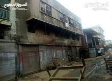 عماره للبيع في السباع الشيخ عمر ابو سيفين  400 متر فى سوق الخشب والحديد غر