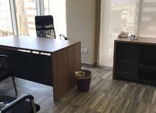 مكتب جاهز ومفروش شارع الامير سلطان