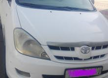 Manual White Toyota 2007 for sale