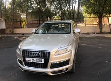 For Sale Audi Q7 Full Option 8 Cylinder 2009