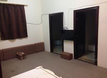 غرفتين وصاله و مطبخ و حمام
